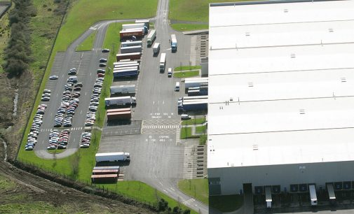 Dunnes Stores signs 325,000sqft logistics rental deal with Iput