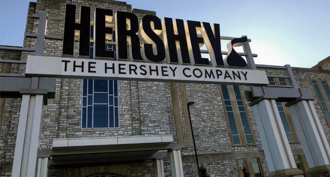 The Hershey Company commits $1 million to production of disposable facemasks