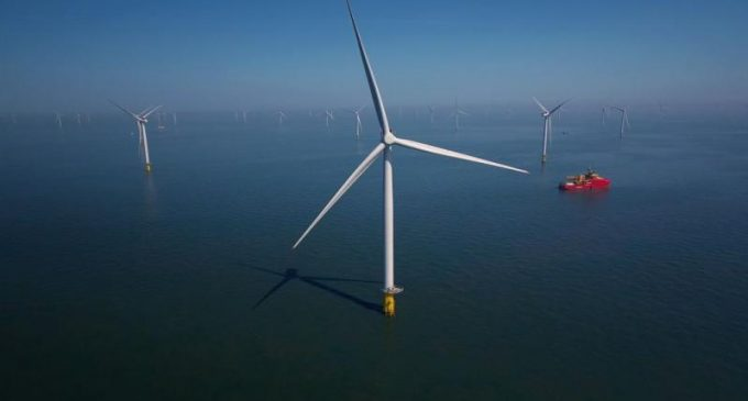 New Offshore Wind Farm Partnership to Power Nestlé in the UK