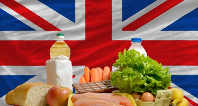 UK food and drink sector bucks trend as pandemic sees international trade fall in Q1