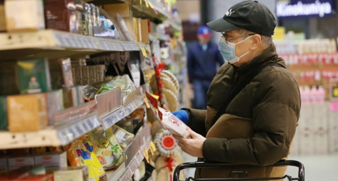 Safefood Ireland issues food shopping advice in COVID-19 context