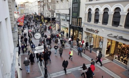 Irish Consumer confidence drop the largest in twenty four year history