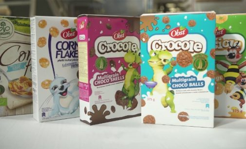 Seventh Production Line For Polish Breakfast Cereal Producer