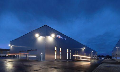 KHS Invests €20 Million to Modernise its Dortmund Site
