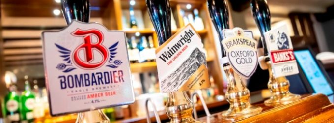 Carlsberg and Marston's to Form UK Joint Venture