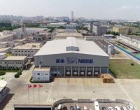 Nestlé to Invest SFr100 Million in Factories in China