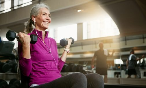 New Whey Ingredient Slows Age-related Muscle Decline