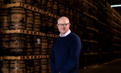 Irish Distillers Appoints New Master Distiller at Midleton Distillery
