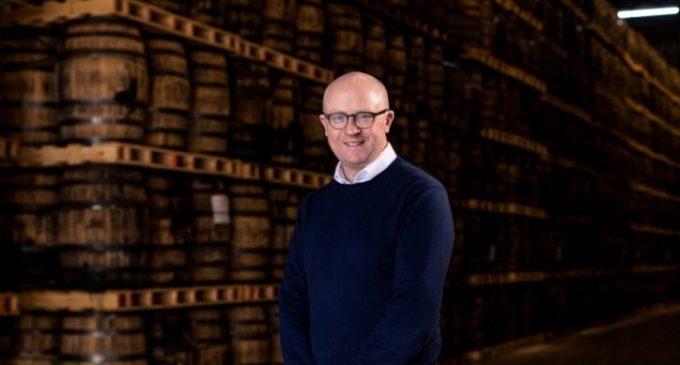 Irish Distillers Appoints New Master Distiller at Midleton Distillery