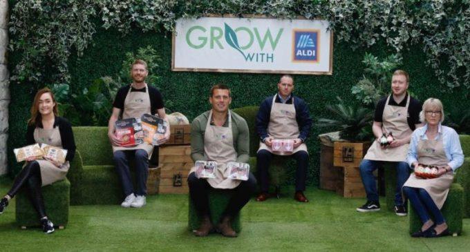 Winners of Grow With Aldi Supplier Development Programme