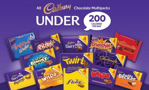 Mondelēz International Removes 10 Billion Calories From UK Market