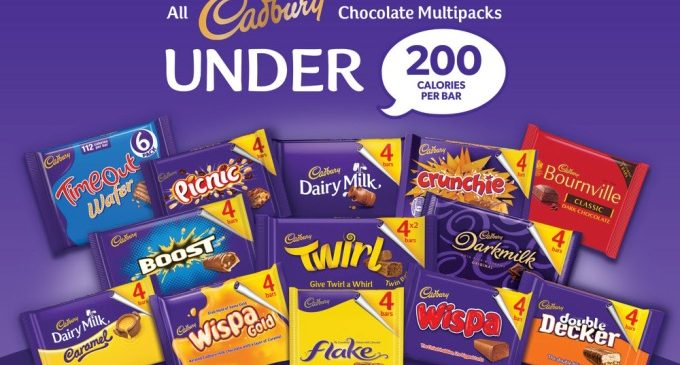 Mondelēz International Removes 10 Billion Calories From UK Market