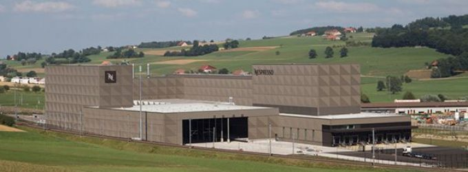 Nespresso Invests SFr160 Million to Expand Swiss Production