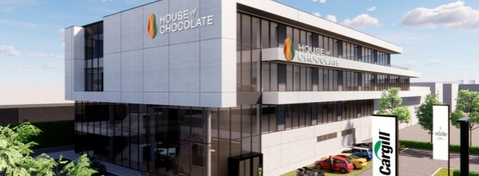 Cargill Builds $21 Million House of Chocolate Complex