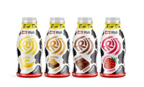 Müller UK & Ireland Confirms FRijj and Branded Milks Drive
