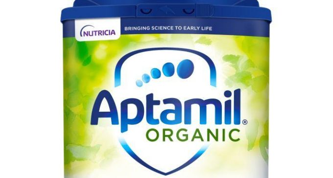 Aptamil Enters Organic Market With New Organic Formula Milk Range