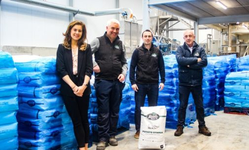Meade Potato Company Enters Potato Starch Market With Innovative Extraction Plant in Ireland