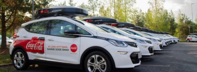 Coca-Cola European Partners Joins The Climate Group's EV100 Initiative