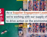 Britvic Recognised as One of Top Global Companies Working With Suppliers to Tackle Climate Change