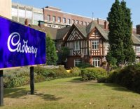 £15 Million Investment at Bournville to Create a New Production Line For Cadbury Dairy Milk Tablets