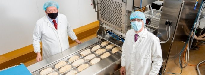 Stone Bakery creating 20 jobs with £4 million investment in Crossmaglen factory
